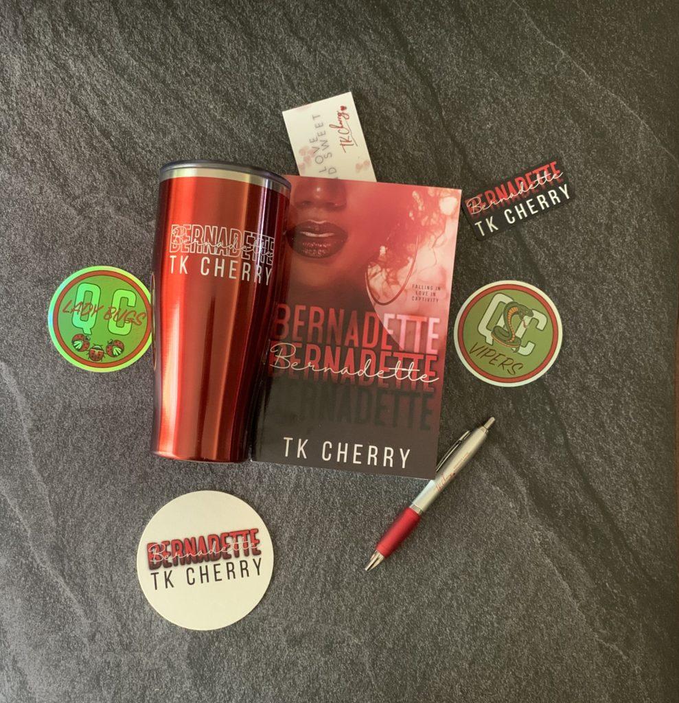 Bernadette Giveaway