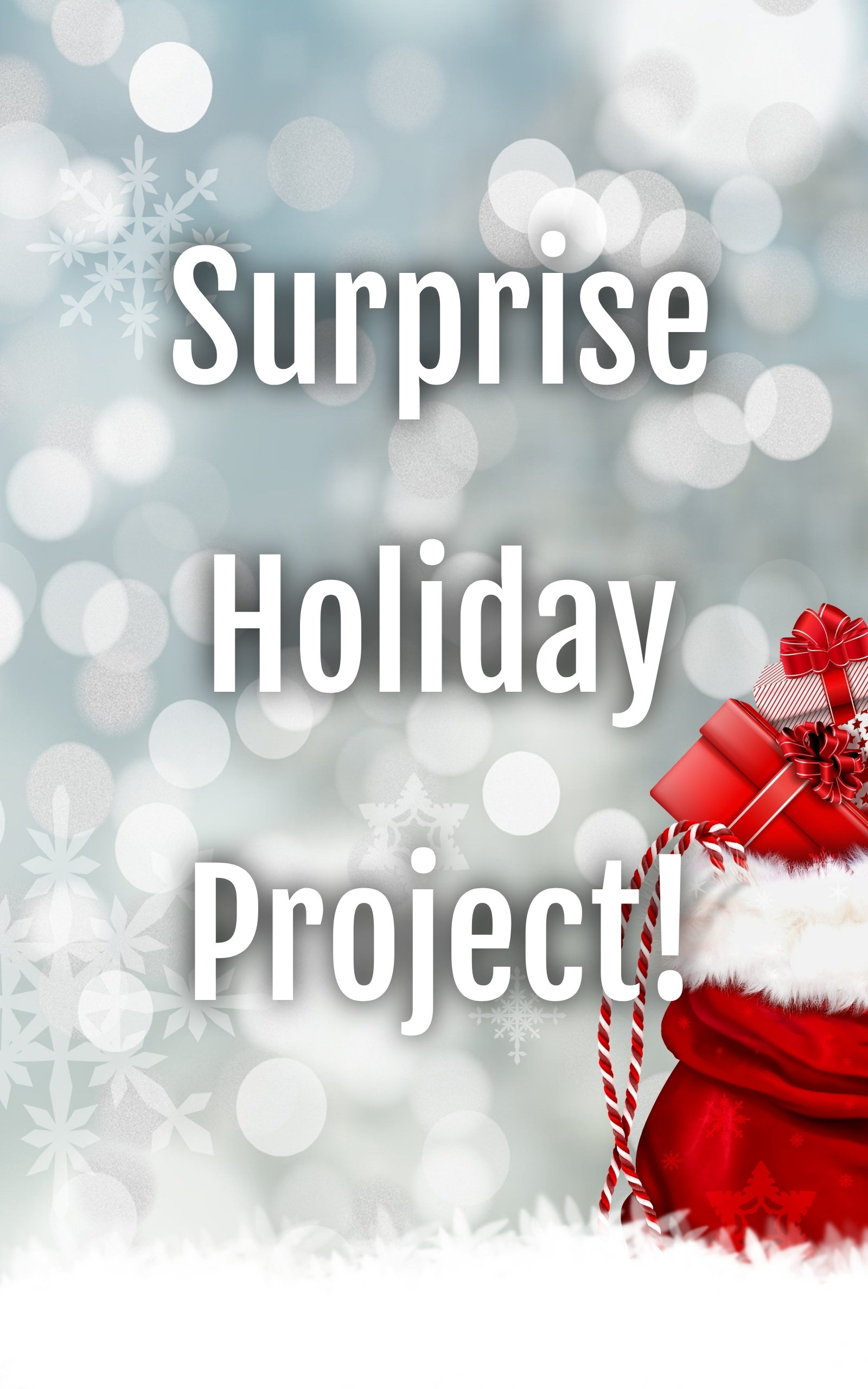 Surprise Holiday Project Tease